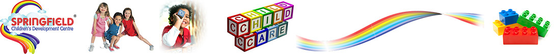 Springfield Children's Development Child Care Centre QLD Logo